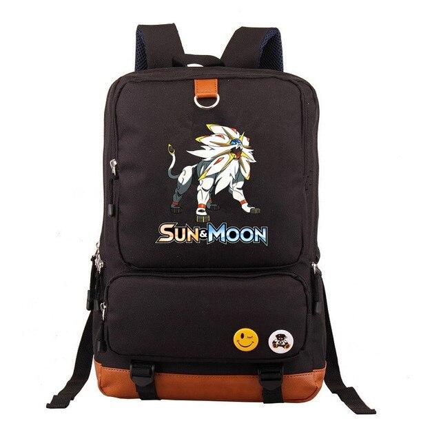 Рюкзак покемоны в ассортименте коричневый 2