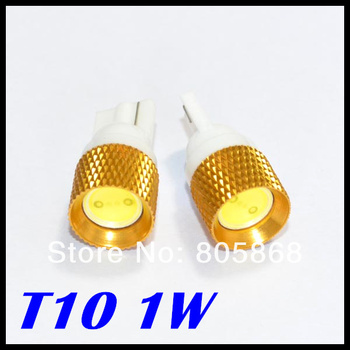 Excellent Quality and Reasonable Price T10 led 1W Indicator LED Light  High power car led lights car led lamp