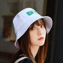 Printed Cute Cat Bucket Hat Women Outdoor Sports Hip Hop Cap Summer Sun For Girls Fashion Men Panama Man Soft Fishing
