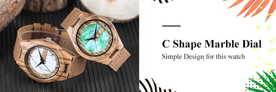6225e95dc أعلى العلامة التجارية السيدات الفاخرة الكوارتز الرياضة خشبية حالة النساء  ووتش حقيقية الجلود ساعة اليد Relogio Feminino العشاق الساعات بسيطة. 3 HTB1g.