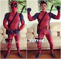 Hot Marvel Cosplay Full Body Deadpool Costume Adult Digital Print  Lycra Costume adult men women accerssories Halloween