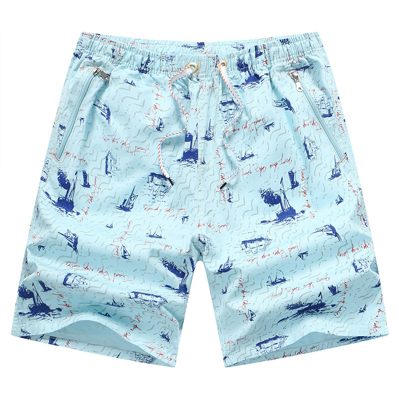 Plus Size Cotton Shorts Casual Mens Shorts Beach Shorts Summer Male Cotton Spandex Shorts Mans Summer Clothing Soft