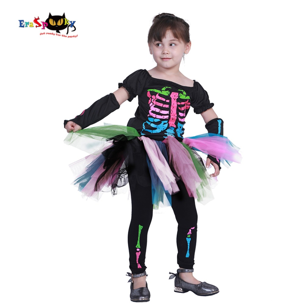 eraspooky carnival toddler dress scary halloween costume for kids