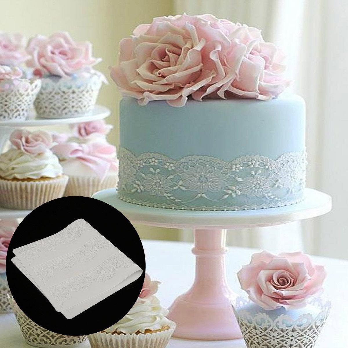 Cake Decorating Embossing Tools