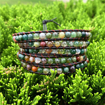 Handmade Natural Gem Bracelet