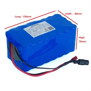 Image 2 - LiitoKala 60V 16S2P 67.2V 4.4A 18650 Li ion Battery Pack 4400mAh Ebike Electric bicycle Scooter with 20A discharge BMS 1000Watt