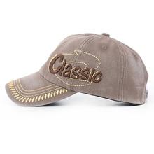 Men's Women's  Adjustable Letters Pattern Golf Hiking Hat Retro Baseball Caps