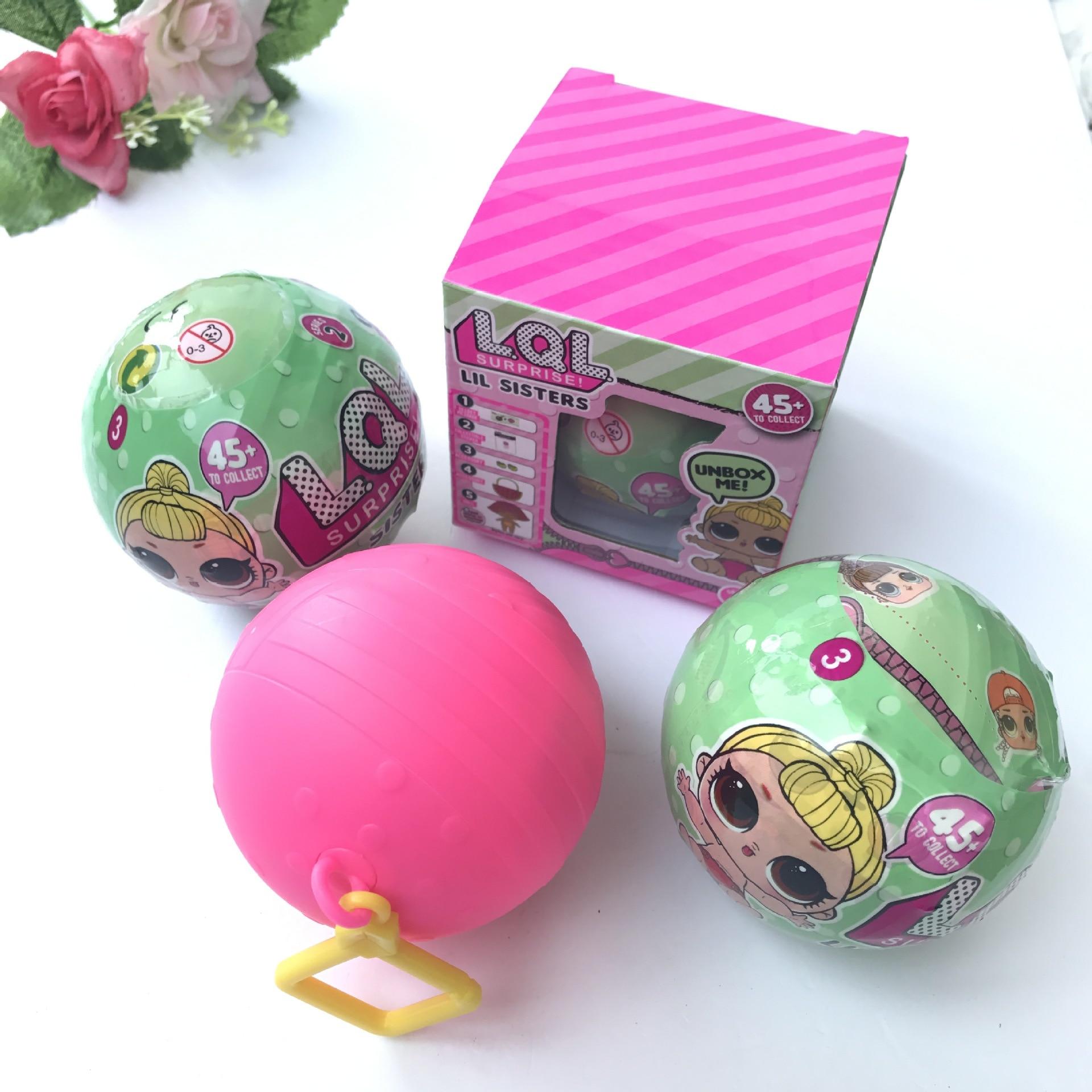 7cm-boneca-Surprise-Dress-Change-LOL-SURPRISE-DOLL-Baby-Tear-Open-Color-Change-Egg-Doll-Action-Figure-Toys-Send-Random-Kids-Gift-1