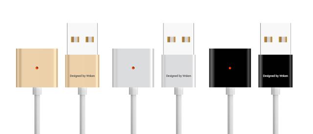 Original wsken x-só cabo cabo micro usb fio magnético para samsung huawei xiaomi htc ímã cabo do carregador rápido rápido android