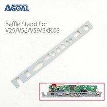 V29 V56 V59 SKR.03 DJ2 Tv Driver Board Baffle Ijzer Stand Vaste Ondersteuning Lcd Controller Board
