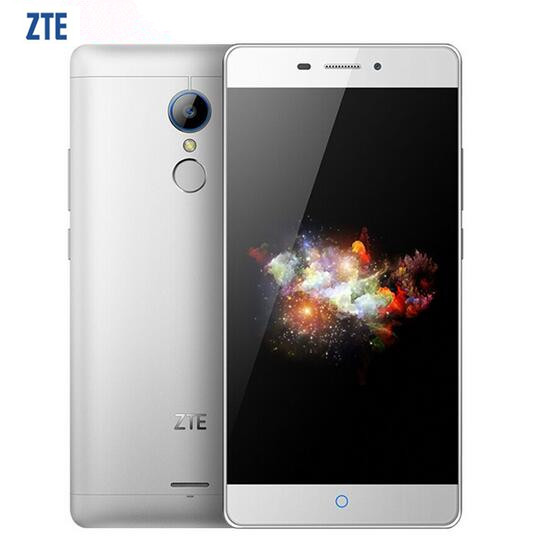New ZTE V5 Pro ZTE N939sc 5.5 Inches Octa Core Android 5.1 Mobile Phone 2GB RAM 16GB ROM 4G FDD LTE 13.0MP FHD 1080P Fingerprint
