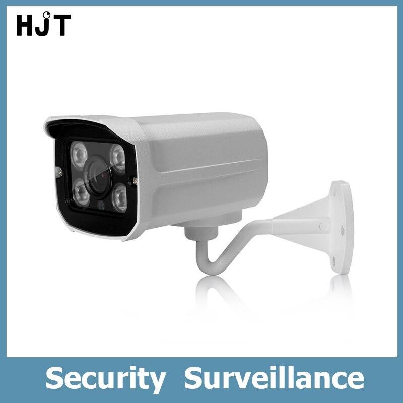 HJT 5MP caméra IP sécurité HD Onvif réseau extérieur P2P sécurité 4IR Camhi H.265