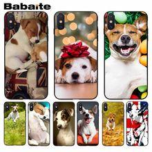 Babaite I love Jack Russell Terrier pop dog невероятный чехол для телефона для iphone 5 5s 5c SE и 6 6s 7 7plus 8 8plus чехол для телефона
