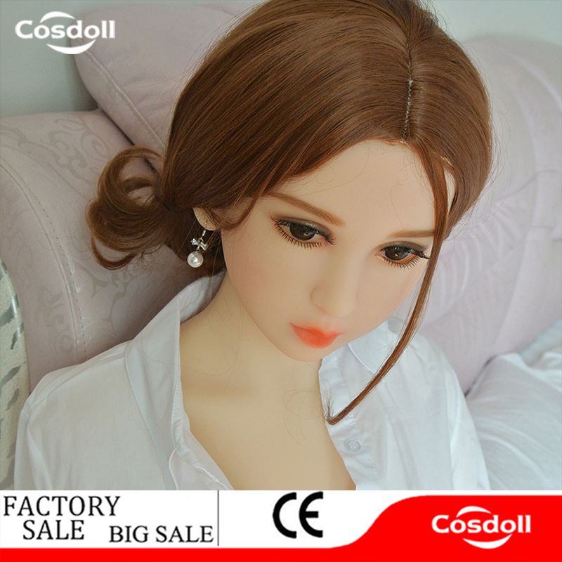 Cosdoll 140cm Top Quality Sex Doll, Full Body Silicone with Metal Skeleton Love Doll, Oral Vagina Pussy Anal Dolls Hot Selling e17 xm l t6 3800lm aluminum waterproof zoomable led flashlight torch light for 18650 rechargeable battery or aaa