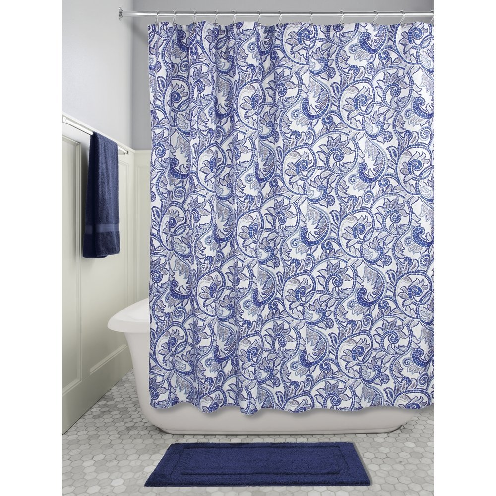 Online Get Cheap Mosaic Shower Curtains Aliexpresscom Alibaba