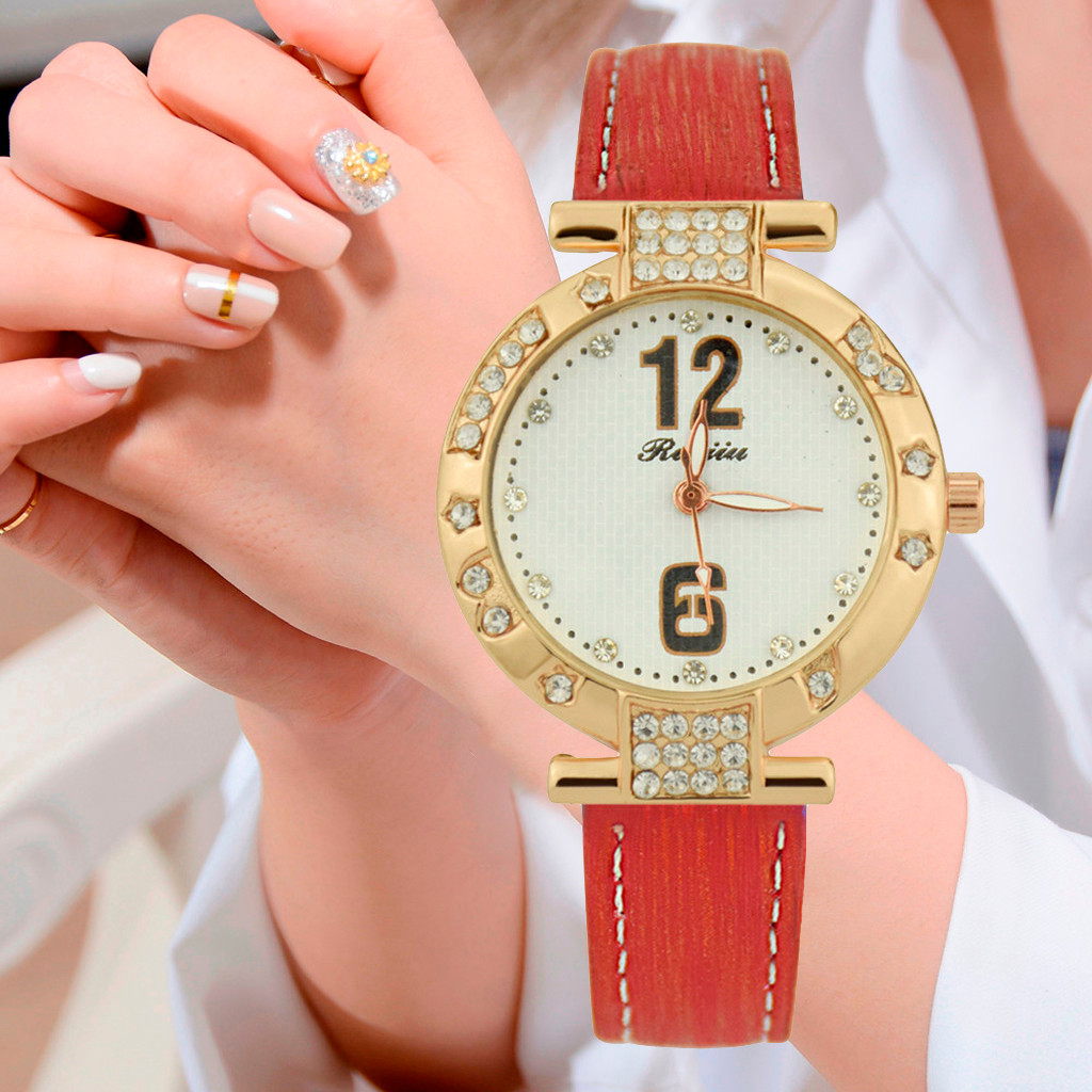 women watch with bracelet  luxury rhinestone elegant watches fashion watches 2019 luxury brand casual relogio feminino de luxo