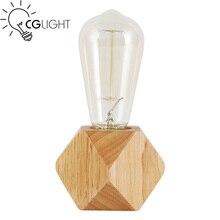 Яркостью регулируемой оригинальные керамический украшение настольные настольная светильники деревянные небольшой освещение