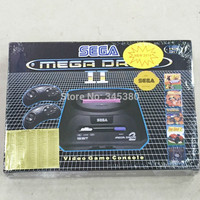 Supprot PAL System Sega MD2 Video Game Console 16 bit Classic Handheld game player MD 20sega megadrive 2 TV game consoles