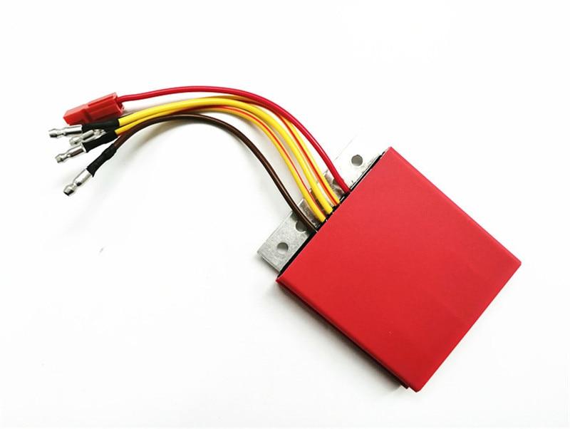 Voltage Regulator Rectifier for Polaris ATP Magnum Scrambler Ranger Sportsman 400 500 600 700 4 Wires Replace 2203637 4010796 4010670 2203638