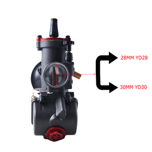 Image 3 - Carburateur Koso Oko Yd 28 Mm 30 Mm Gemodificeerde Pwk Carburateur Onderdelen Scooters Met Power Jet Voor Atv Racing Motorfiets Q