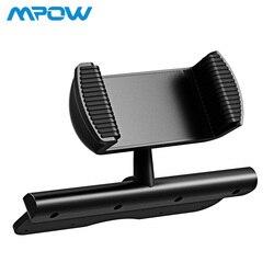 Mpow mcm9a titular do telefone do carro 360 rotação cd slot titular com suporte de mola para o iphone xs xr 8 7 6 xiaomi samsung gps mp3 player