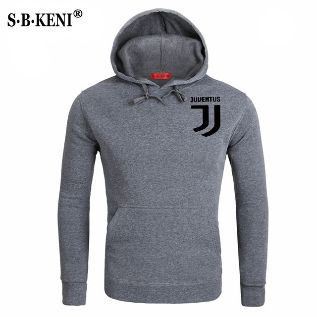 68be45b1d 2018 Brand New Men groot Juventus Hoodies Pullover Hip Hop Fleece Fashion  Print Sportswear Mens Tracksuit Sweatshirt Clothing