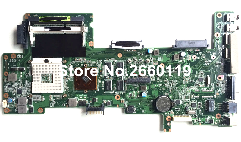 ФОТО 100% Working Laptop Motherboard For Asus K72JR Main Board Fully Tested
