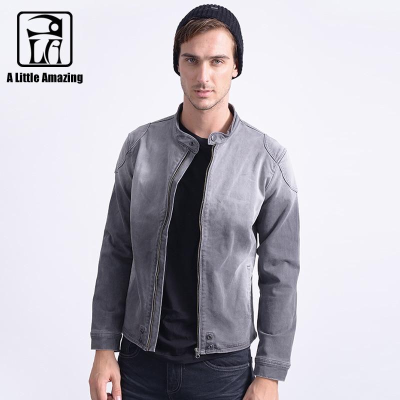 Online Get Cheap Mens Clothing Mens Jeans Jackets Man Denim ...