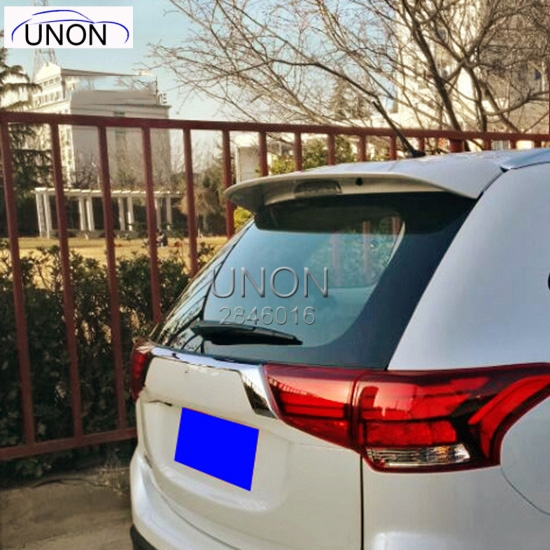 2013 2014 2015 2016 2017 2018 for mitsubishi outlander spoiler high quality ABS material by primer color paint sport spoiler2013 2014 2015 2016 2017 2018 for mitsubishi outlander spoiler high quality ABS material by primer color paint sport spoiler