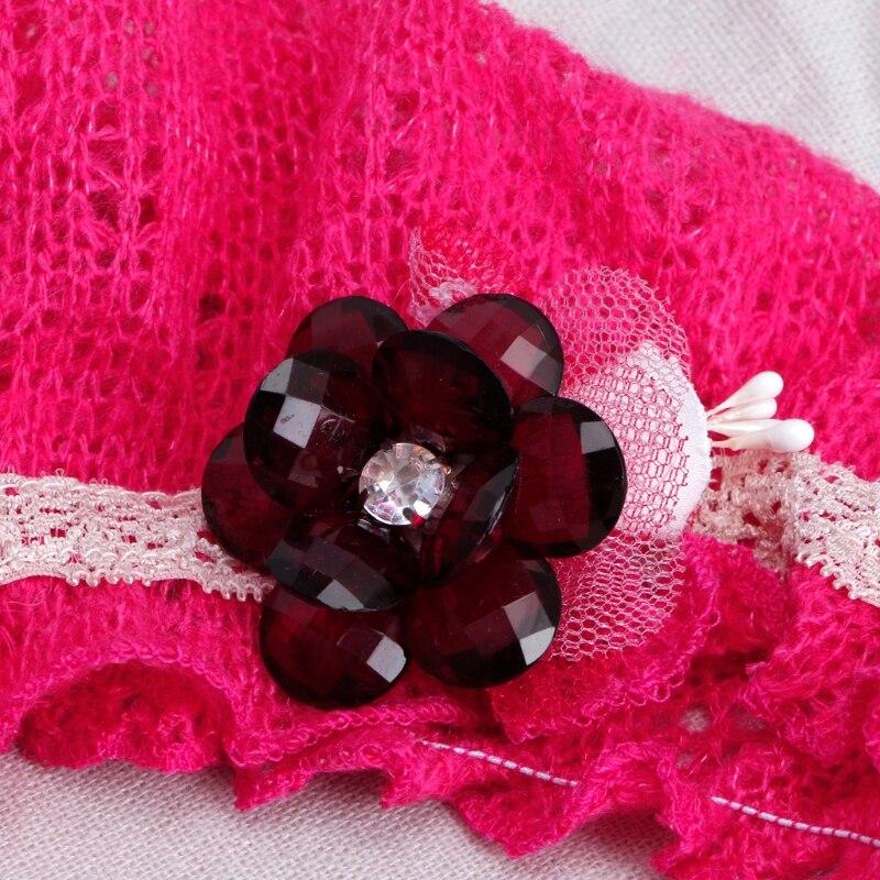 Newborn Fotografia Props Bebê Crochet Costume Foto