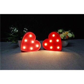 Objet LED Table de Chevet Lumière Décoration 3D Lampe de Bureau 1