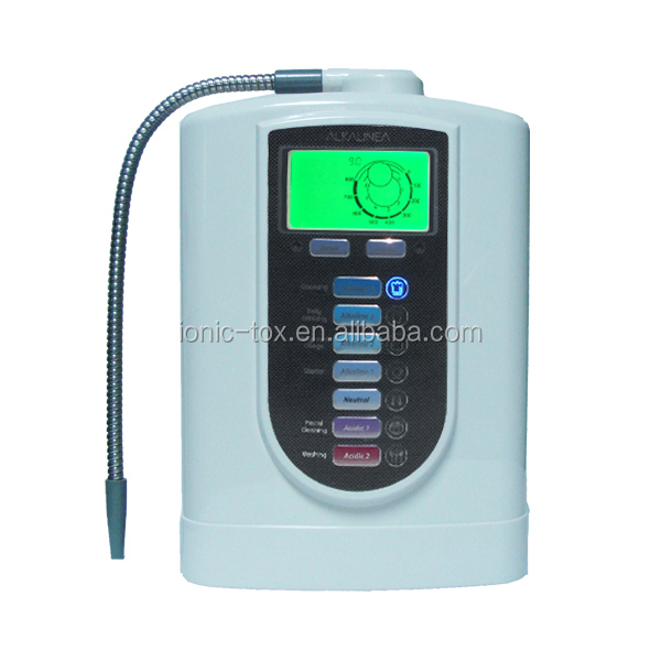 2 pcs a lot alkaline water filter pitcher WTH-803 , free shipping to USA by DHL.