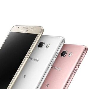 Оригинальный разблокированный Samsung Galaxy J7 J7108(2016) 5,5 дюймов, 3 Гб оперативной памяти, 16 Гб встроенной памяти, размер экрана LTE 4G 13MP камеры Octa Core FDD/аппарат, который не привязан к оператору сотовой связи NFC мобильный телефон