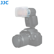 JJC Speedlight Softbox Flash Diffuser for Canon 600EX II RT/ 430EX III RT/580EX/580EX II/ 320EX/ 600EX RT/ 220EX/MT 24EX/270EXII