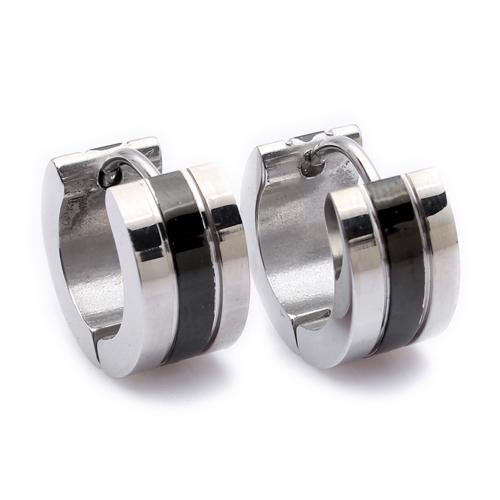Mens female Jewelry wholesale Stainless Steel Mens Earrings E108