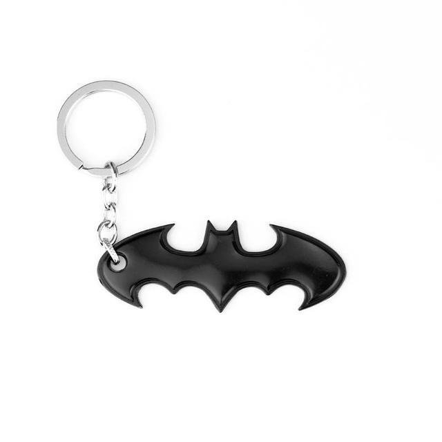 dongsheng superhero batman keychain men trinket marvel dc comics batdongsheng superhero batman keychain men trinket marvel dc comics bat man key ring holder jewelry gift souvenirs bag car gift 50