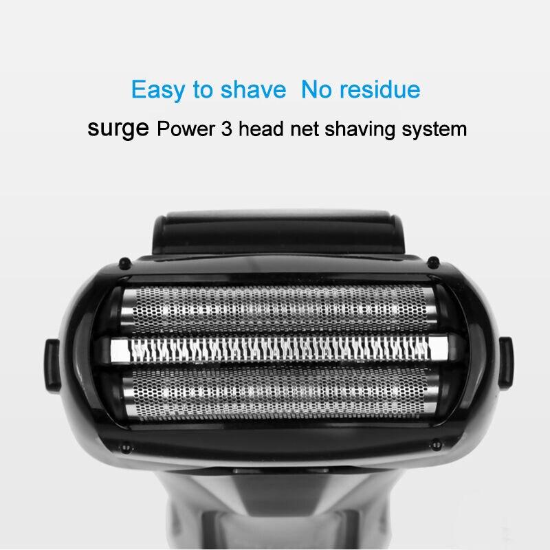 Image 5 - 100% Original Panasonic Electric Shaver ES FRT2 Rechargeable Portable Whole Body Wash Ergonomic design Electric Razor-in Electric Shavers from Home Appliances