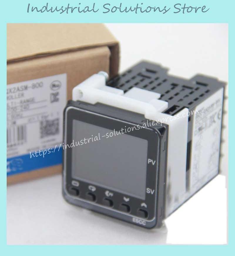 New Temperature Controller E5CC QX2ASM 800 E5CC QX2ASM 880 E5CC RX2ASM 801 E5CC QX2ASM 801 E5CC