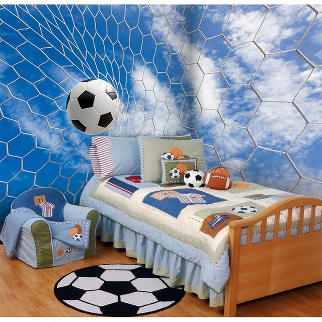 Fototapete 3d fu ball serie wallpaper stadion ktv thema for Wohnzimmer quadratmeter berechnen