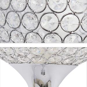 Image 4 - โคมไฟคริสตัลโคมไฟโมเดิร์นชั้น LED E27 ลำตัวแสง 1.6m สูงห้องนั่งเล่นห้องนอนตกแต่ง LIGHT