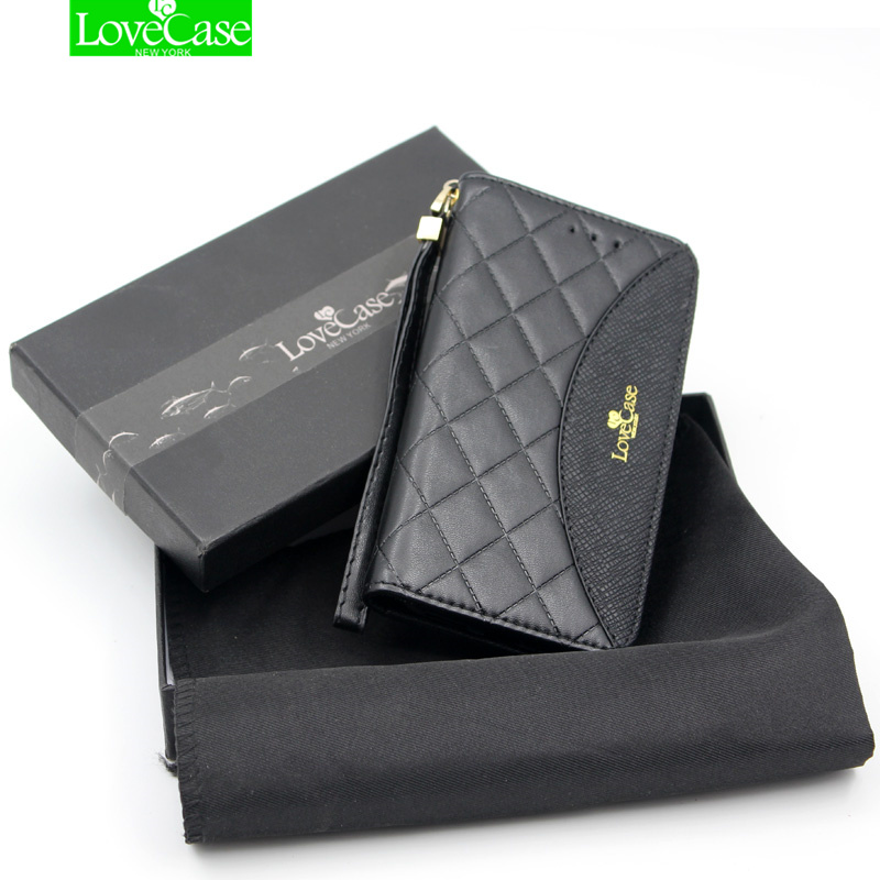 LoveCase Luxury Magnetic Folio Leather Case For <font><b>iPhone</b></font> 7 8 Plus Card Slot Wallet Cover Bag For <font><b>iPhone</b></font> 7 8Plus phone bag&case