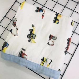Image 2 - ใหม่Muslin Quiltสี่ชั้นไม้ไผ่Muslinผ้าห่มSwaddleดีกว่าAden Anaisเด็ก/ผ้าห่มเด็กทารก