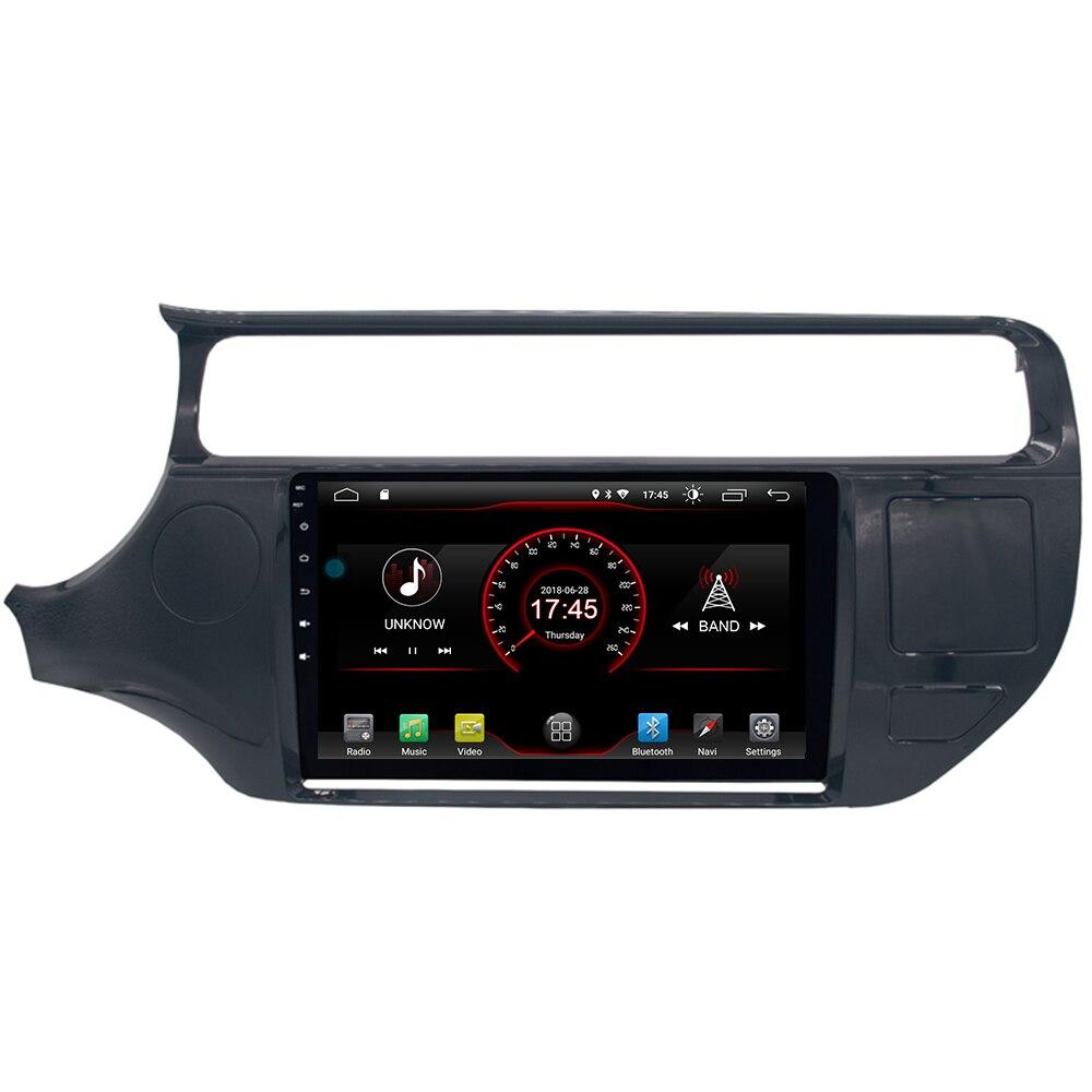 Lecteur GPS de voiture IPS DSP 4G Android 8.1 2 DIN pour Seat Altea Toledo VW GOLF 5/6 Polo Passat B6 CC Tiguan Touran RADIO sans DVD OBD