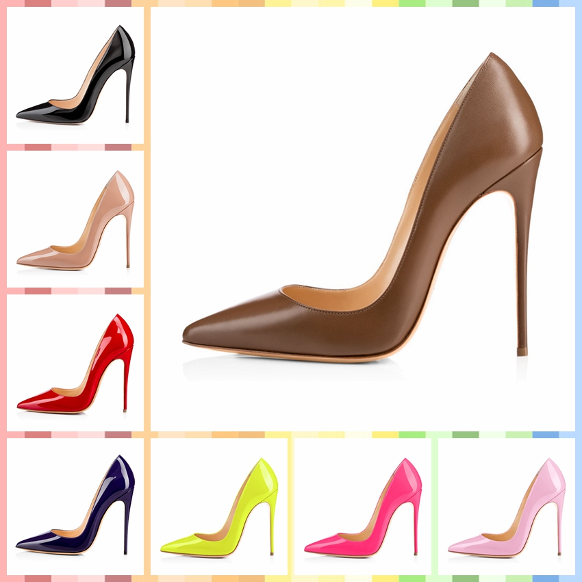 Onlymaker Womens Plus Big Size 15 Basic Shoes Sexy Pointed Toe High Heel Slip On Stiletto Pumps Customizable heel height 8-12cmOnlymaker Womens Plus Big Size 15 Basic Shoes Sexy Pointed Toe High Heel Slip On Stiletto Pumps Customizable heel height 8-12cm