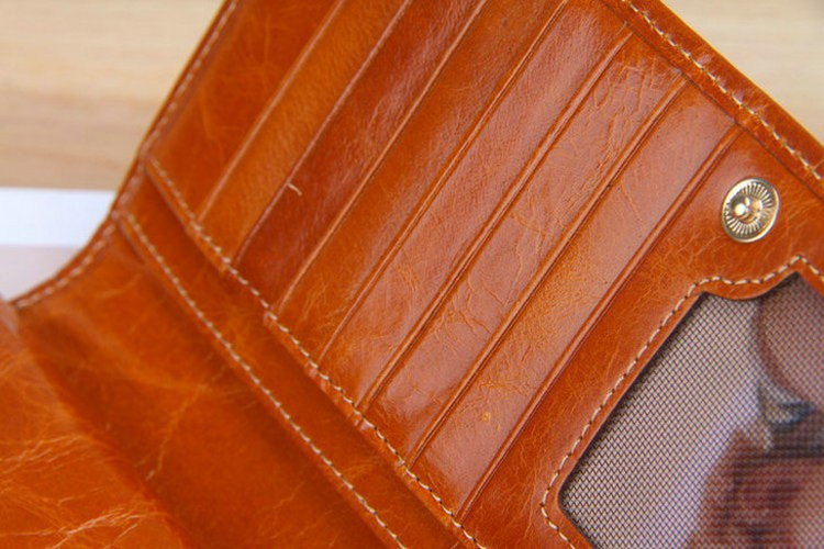 mens leather wallets factory