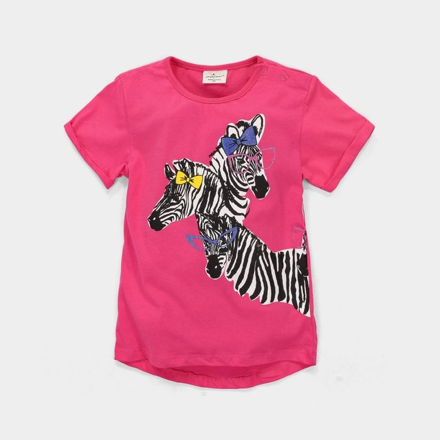 e0c0d6fa9a312 72pcs Girls T-Shirts Kids Clothes Jumping Beans Fashion Zebra Children T  Shirt Baby Boys Outfits 100% Cotton Kids Tops Jumper