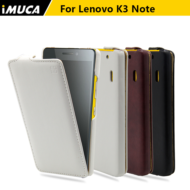 For Lenovo K3 Note Case iMUCA flip case cover for Lenovo K3 note K50 A7000 A 7000 Lemon K50-T5 Luxury PU Leather Phone Case