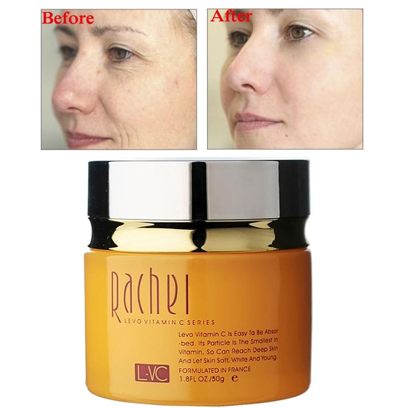 Skin Care Vitamin C Cream For Anti-Aging Anti Wrinkle Moisturizing Whitening Tightening Beauty Face Cream Korean Cosmetics недорого