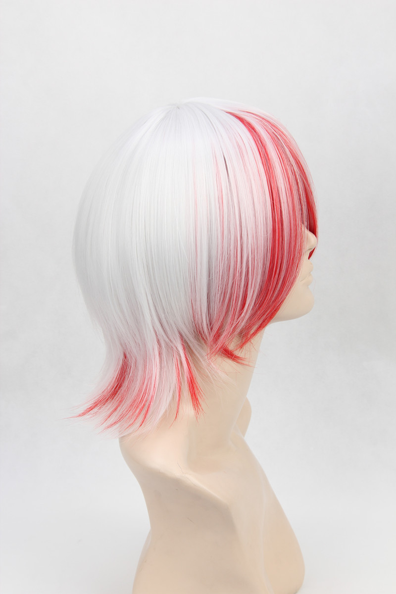 Free Shipping Nurarihyon No Mago Shou Ei White With Red Highlights