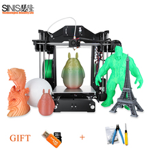 High Precision Intelligent Leveling Upgraded i3 FDM DIY 3D Printer Kit with Smart Leveling Auto-Feeding Optional Laser Engraving 1 44 inch lcd display 3d printer 2 in 1 laser engraving machine pla auto change material intelligent leveling diy kit 3d printer